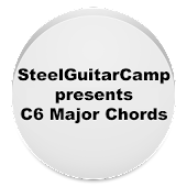 Simple C6 Major Chord Locator