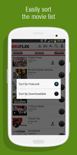 BIGFLIX - screenshot thumbnail