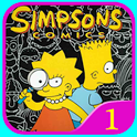 Simpsons Comics 1 icon