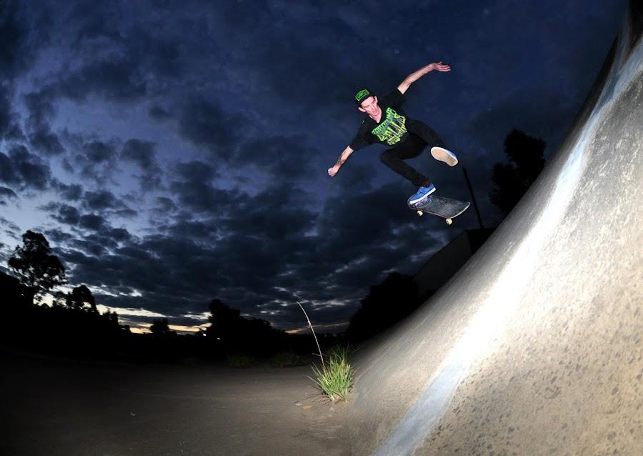 by Matty Hill - Sports & Fitness Skateboarding
