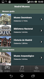 Madrid Museums- screenshot thumbnail