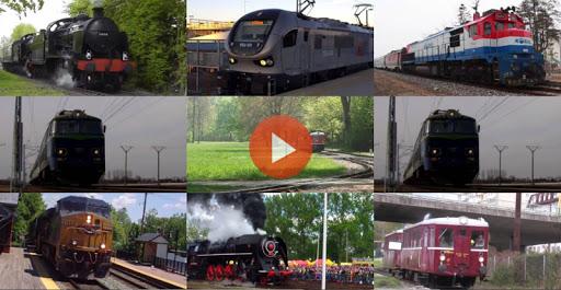 KidVid火車