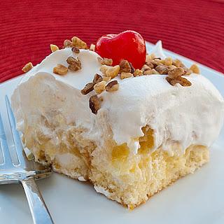 Twinkie Cake.