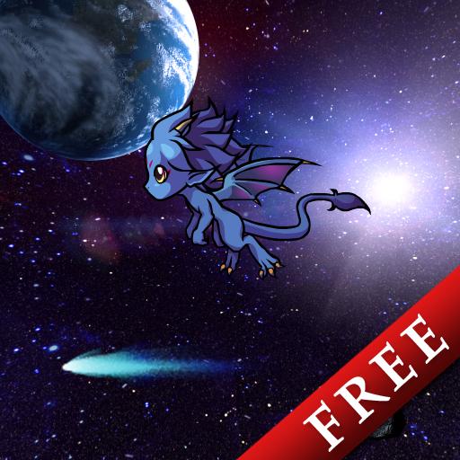 少年ドラゴン-宇宙への想いTrial 個人化 App LOGO-硬是要APP