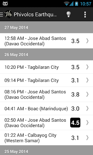 PH Weather And Earthquakes PRO