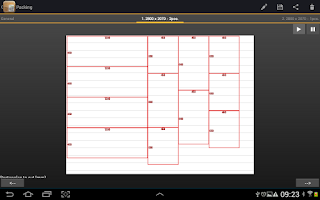 Screenshot of NestPack - Cutting and Packing
