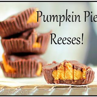 Reeses Pumpkin Peanut Butter Cups