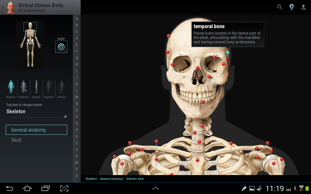 Virtual Human Body - Android Apps on Google Play