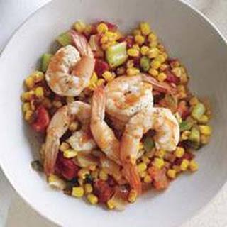 Corny Cajun Shrimp