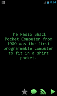 Amazing Computer Geek Facts OFFLINE- screenshot thumbnail