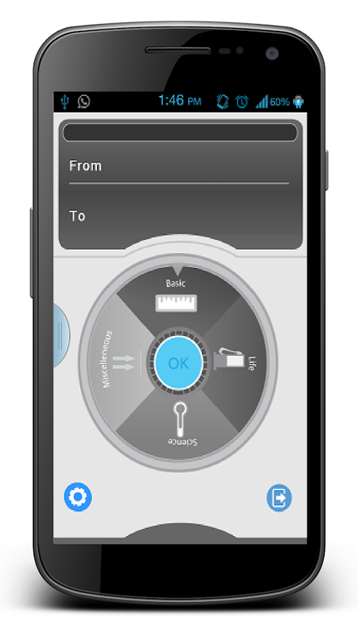 Converter Robo (UnitConverter) - screenshot