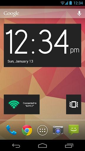 Clean Widgets v3.1 APK