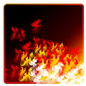 Flames ScreenSaver icon