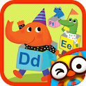 영어유치원-리틀파닉스2(DEF) by 토모키즈 icon