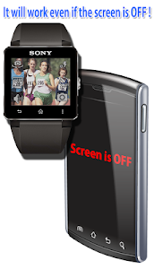 Remote Shot for SmartWatch 2 screenshot 2