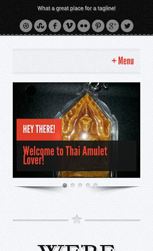 Thai Amulet Lover