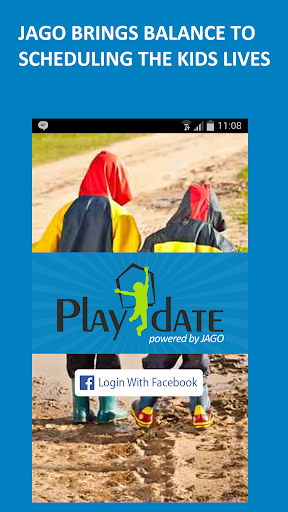 Playdate Parenting App by JAGO