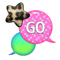 GO SMS - Leopard Star Sky 7