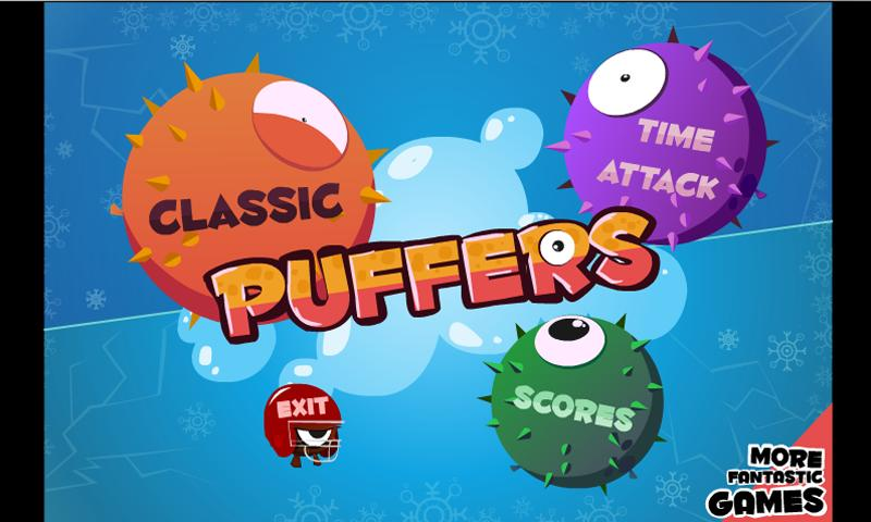 Puffers - screenshot