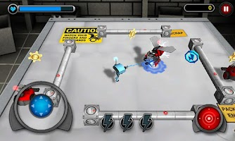 Screenshot of Good Robot Bad Robot 3D