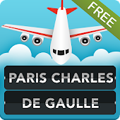 FLIGHTS Paris CDG Airport