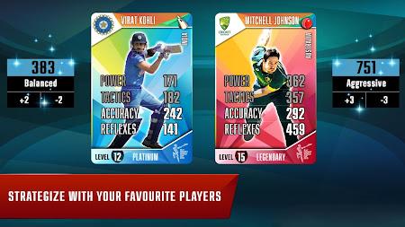 Indiagames Cricket Card Battle 11.0.1 screenshot 148226