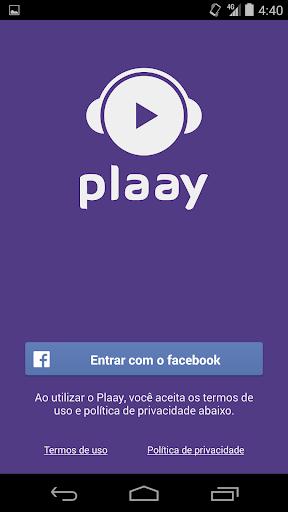 Plaay - músicas grátis