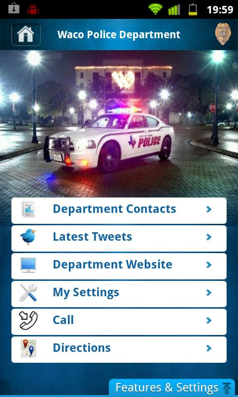 My Police Department (MyPD) - screenshot