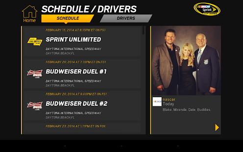 NASCAR RACEVIEW MOBILE Screenshot 30