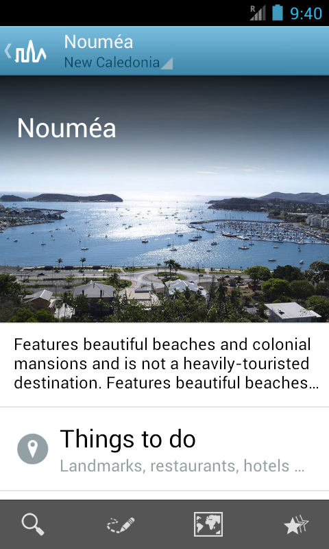 New Caledonia Guide by Triposo- screenshot