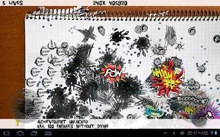 Screenshot of SketchWars HD