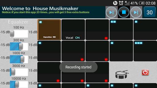 House musicmaker pad 2014
