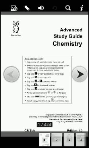 Advanced Guide Chemistry