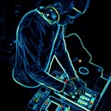 DJ Blue Green Red Mix icon