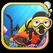 Scuba Diving Dash Extreme