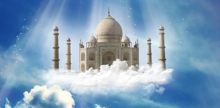Taj Mahal Fond d'écran animés