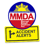 MMDA Accident Alerts