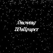 Snowing Live Wallpaper