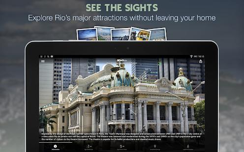 GoTo Rio: Rio de Janeiro Guide Screenshot 7