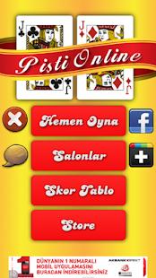 Pişti Online - screenshot thumbnail