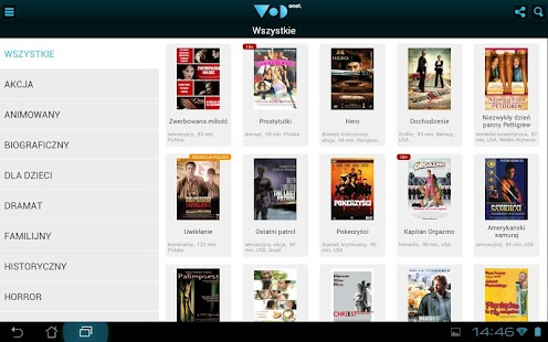VoD Onet - screenshot thumbnail