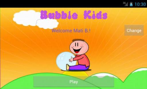 Bubble Kids - screenshot thumbnail