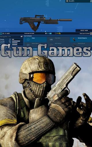 免費槍遊戲