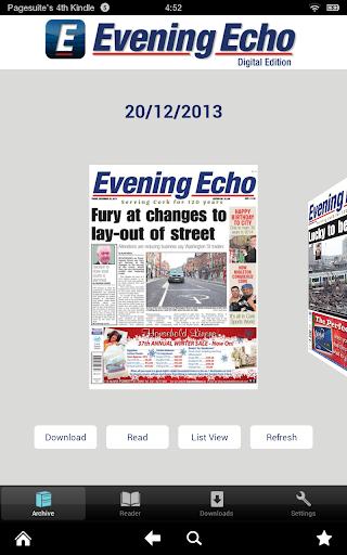 Evening Echo