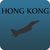 HongKong Airport Flight Track