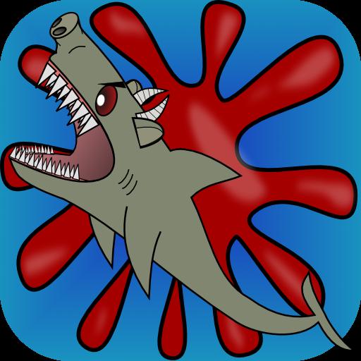 Monster Zombie Pig Sharks LOGO-APP點子
