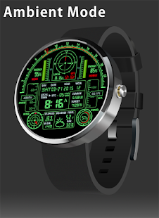 V08 WatchFace for Moto 360 - náhled