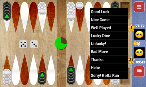 Tawla Backgammon 3.8 screenshots 3
