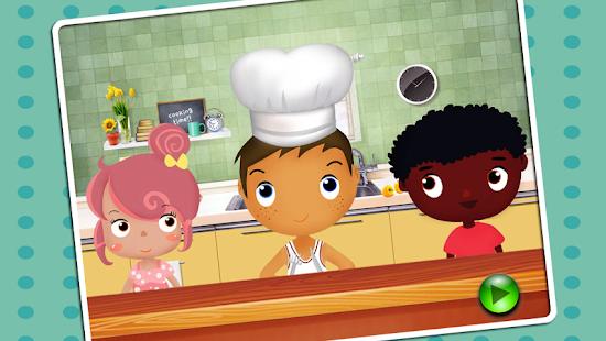 學做飯兒童烹飪遊戲