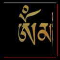 Prayer wheel live wallpaper logo